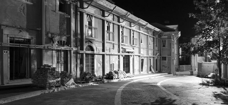 Marco Equizi Fotografia progetti Silent L'Aquila
